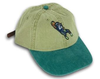 Marshawn Lynch Beast Mode Seattle Seahawks Vintage NFL Snapback Hat Dad Cap  Raiders Bills legion of Boom 9f82a00342f1