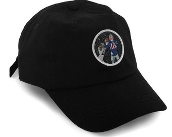 495e4155942 Tom Brady Tuck Rule New England Patriots Oakland Raiders Los Angeles Hat  Snapback Charles Woodson Vintage
