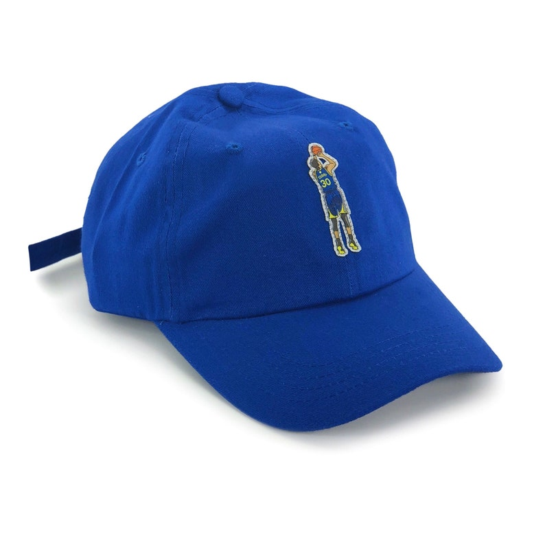 ae5bc00530d2e5 Steph Curry Dad Hat Snapback Jersey Golden State Warriors NBA   Etsy