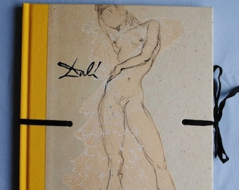 Salvador DALI - Erotic book - 2009 edition DELUXE