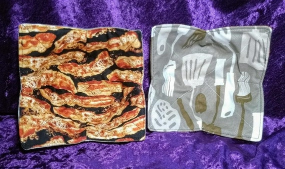 Sizzlin/' Bacon Bowl Cozy Set