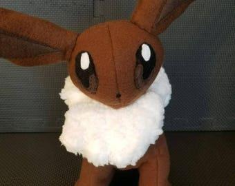 Eevee Pokemon Plush