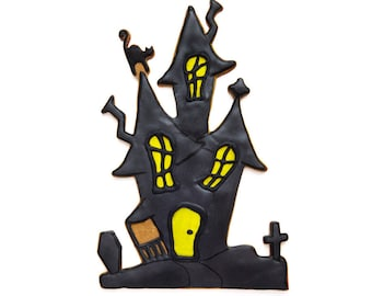 Halloween Haunted House Cookie Cutter