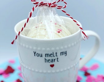 Hot Chocolate Bomb Etsy