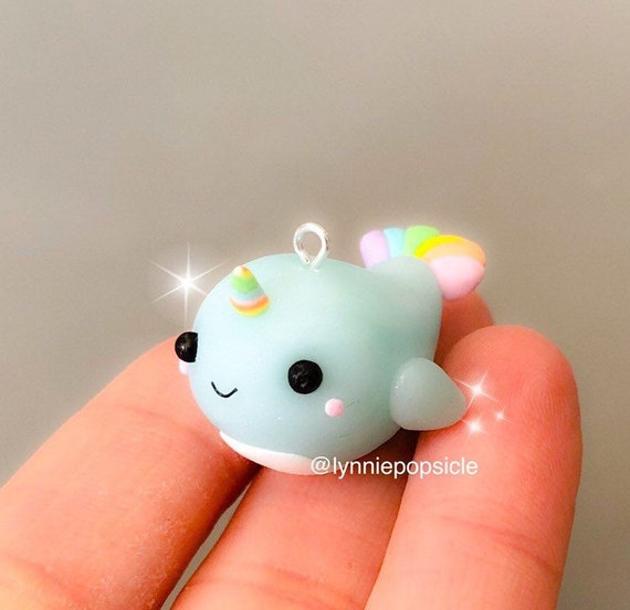 Narwhal Planner Charm