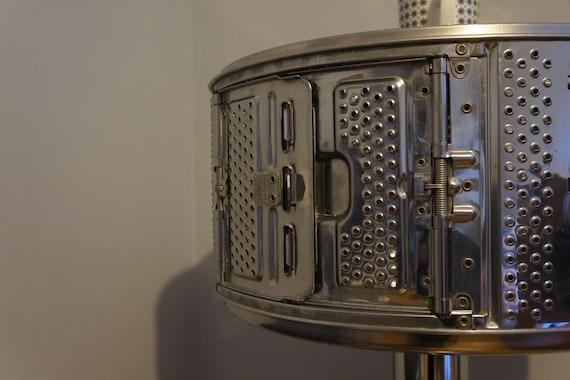 Meuble Tambour Machine A Laver Et Enjoliveur