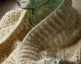 Crochet Merino Mobius Cowl (various)