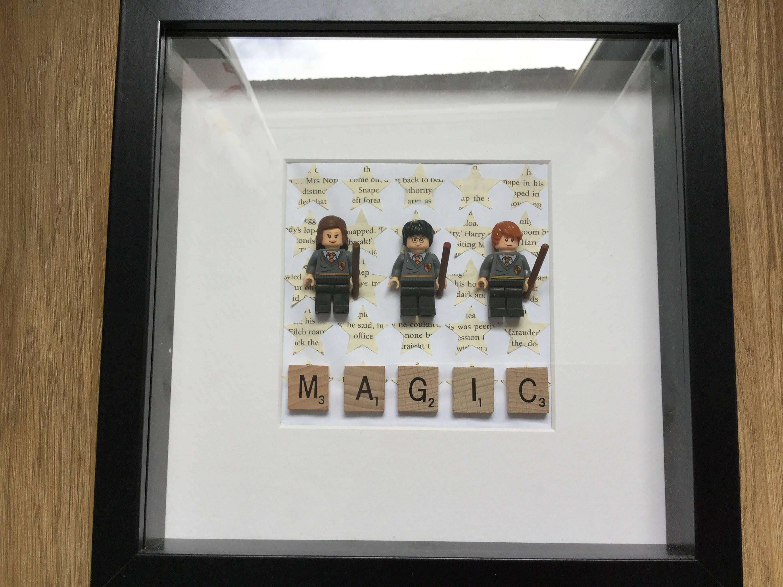 Harry Potter Frame | Etsy