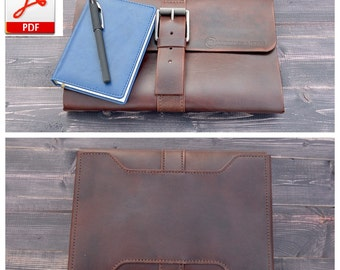 leather folder pattern