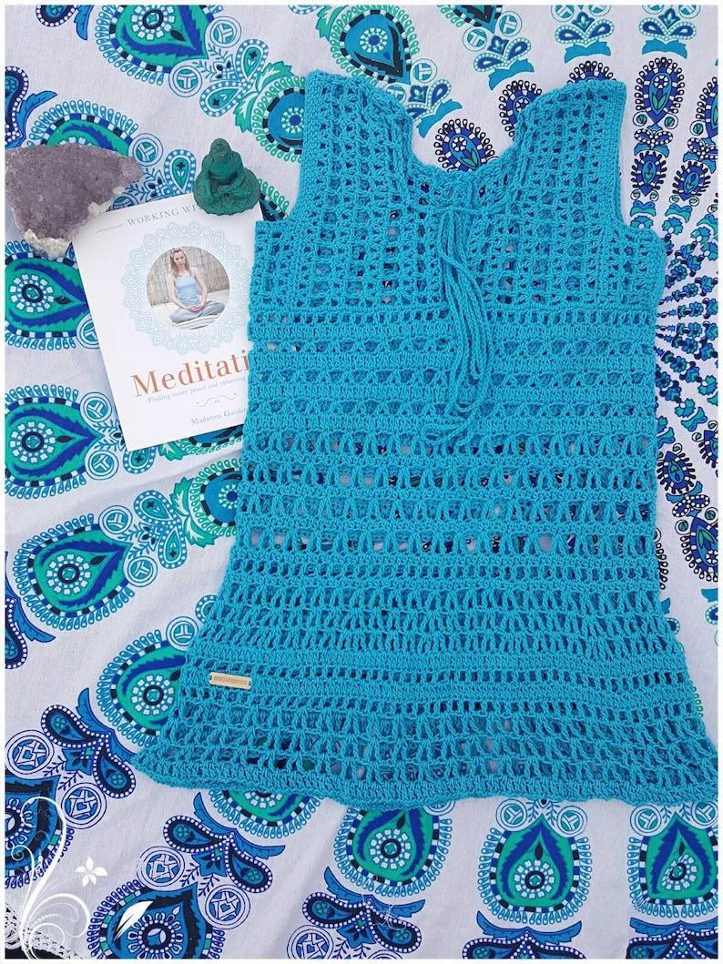 free shipping in Australia Crochet Dress  Cover-Up Beachwear