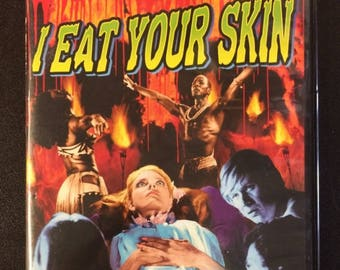 I Eat Your Skin DVD - Zombie Horror