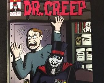 Dr. Creep # 0 Comic by Sparkle Comics
