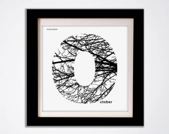 Typography Print– Text Print – living room décor – Home décor – Home and Living – drawing – workspace décor – shop decor