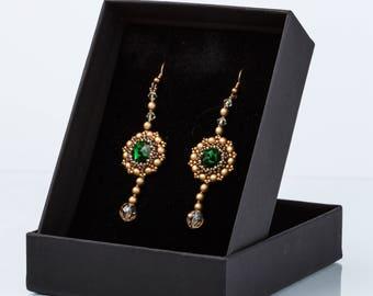 Earrings Esmeralda