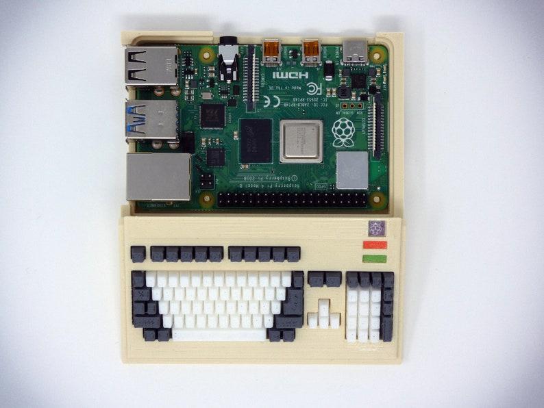 Commodore Amiga Retro Raspberry Pi Case
