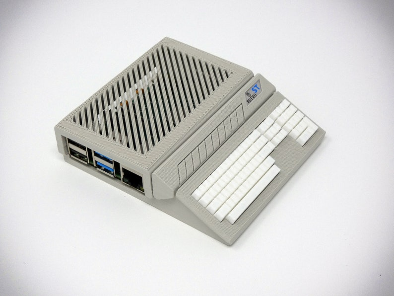 Atari ST Raspberry Pi Case
