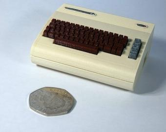 Commodore 64 Raspberry Pi Zero Case
