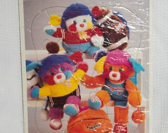 Popples Frame Tray Puzzle