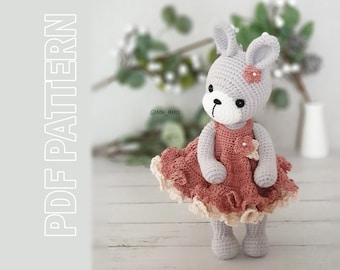 Dutch rabbit   Knitting Patterns   LoveKnitting   Rabbit knitting pattern, Crochet  rabbit, Christmas knitting patterns   270x340