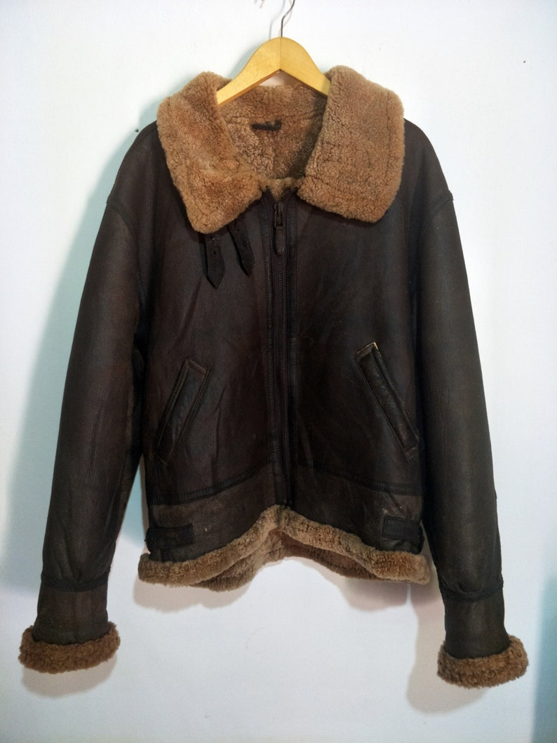 5590f3a3d Vintage Bomber Jacket Type B3 STUSSY Big Size