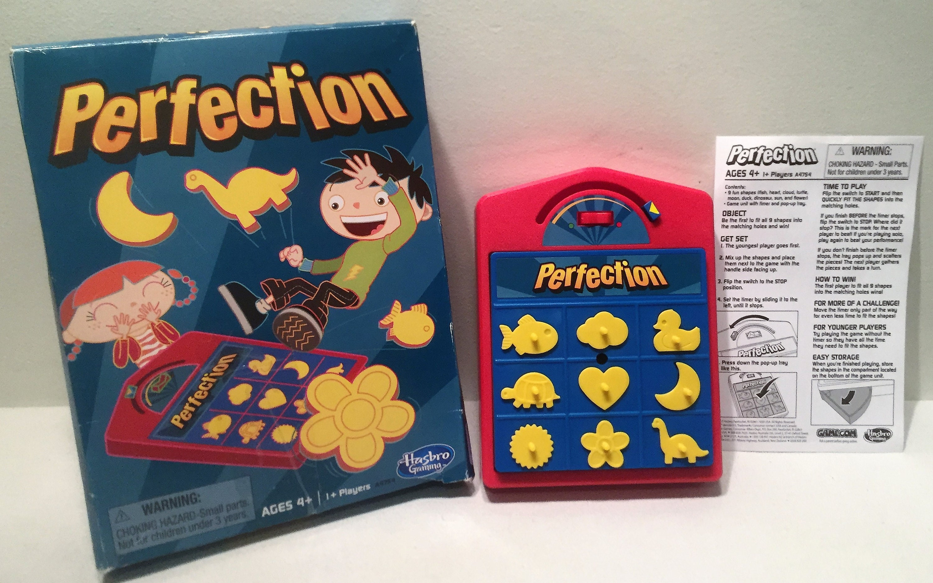 Travel Perfection Board Game Complete And Working In Great Etsy 3 Way Switch Animation Zoom