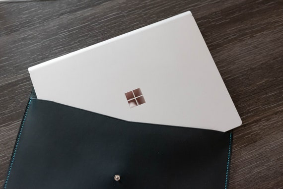 13-inch Surface Book 2 Leather computer case
