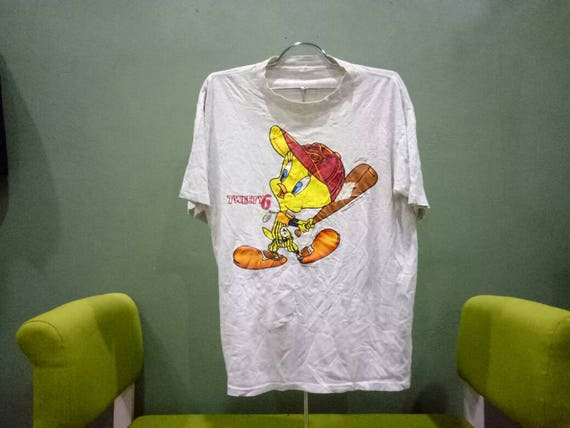 Vintage Tweedy T-shirt  1994 Warner Bros.