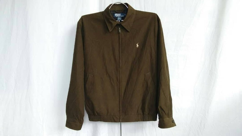 Zipper Small Polo Ralph Jacket Lauren m8nwN0