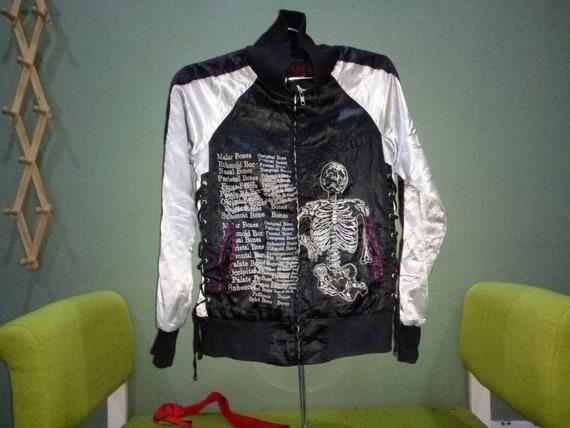 Vintage The Skull H Anarchism for plus Punk Sukaja