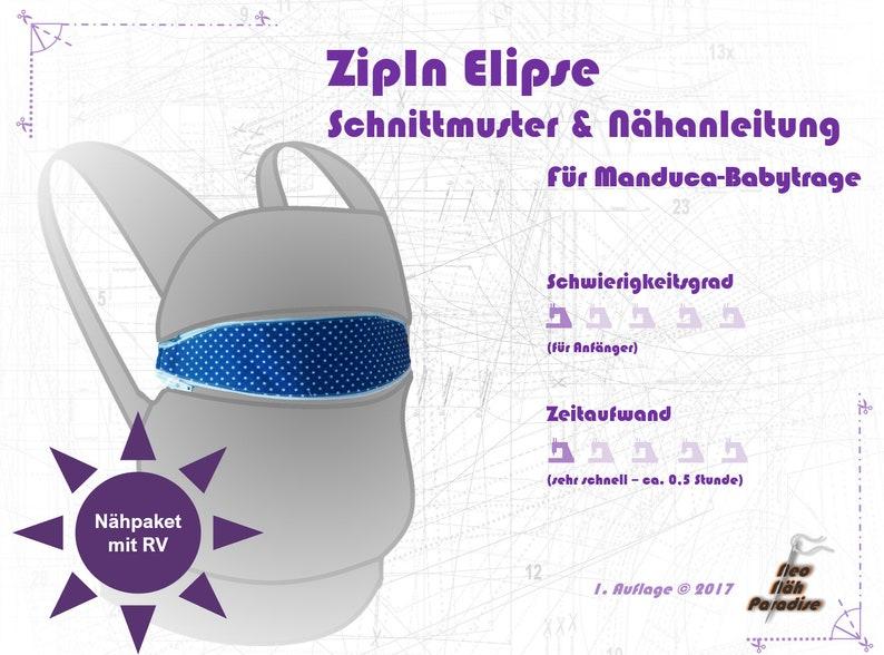 Cipin Elipse & Classic-Nähpaket  pattern image 0