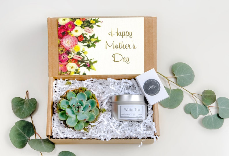 Mother's Day Gift Ideas Gift For Mom Mothers Gift Set image 0
