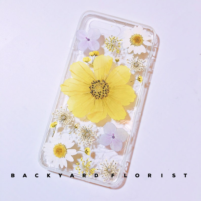 online store 54112 4a6d6 Handmade phone case/ pressed flower phone case/ pressed fruit phone case/  dried flower phone case/ iphone cases/ iphone 6, 6s/ 7, 7s plus