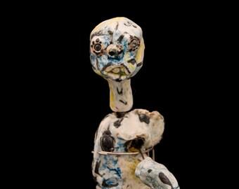 Scuba Diver figurine