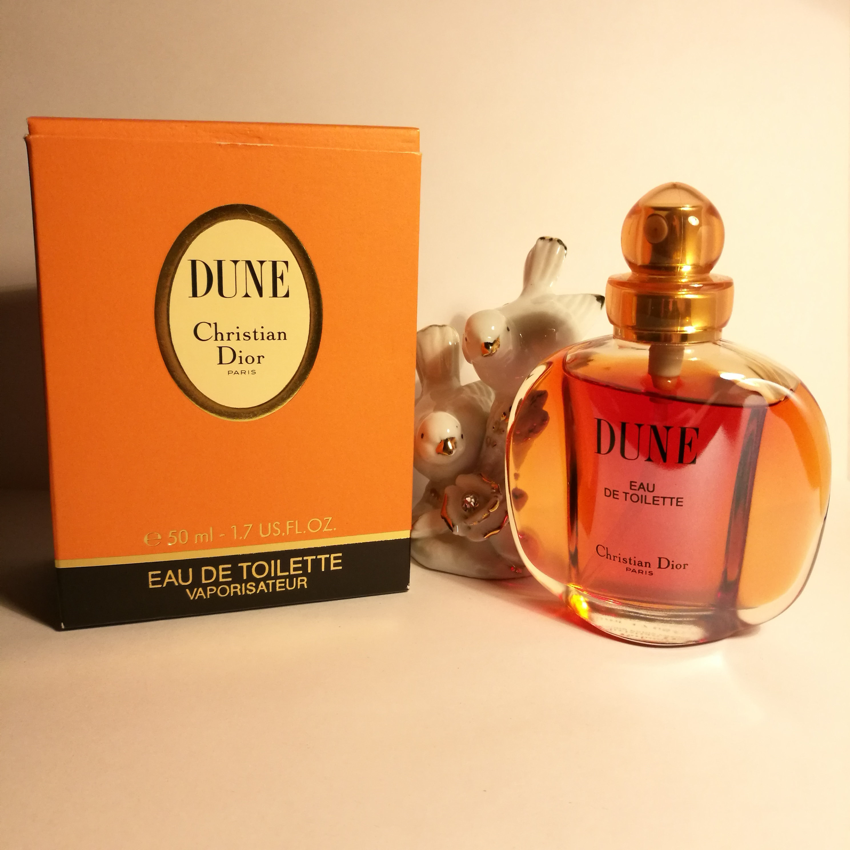 Dune By Christian Dior 50ml Edt Spray Vintage Etsy For Women Zoom