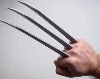 Logan 2017 - Set of Wolverine Claws (Movie Accurate - 3D Printed)