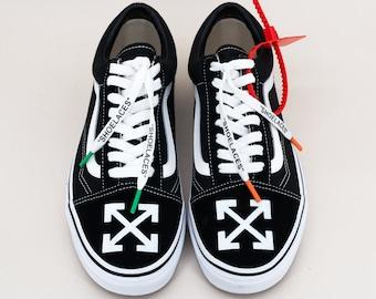 vans decorate scarpe