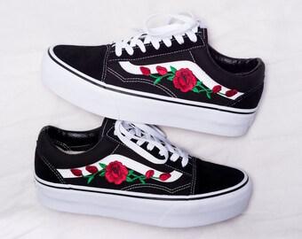 Vans rosen | Etsy