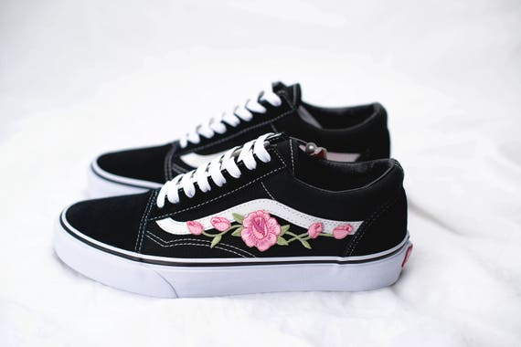 73015a7343 Vans Old Skool Custom  Rose Patch  EUR 34.5 47