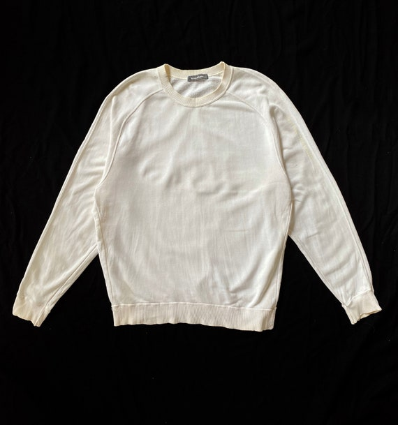 Vintage Issey Miyake Men Sweatshirt