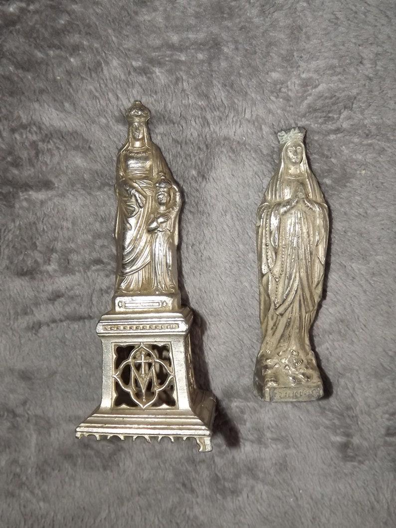Antique Virgin
