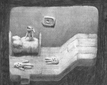 PRINT / Roomies