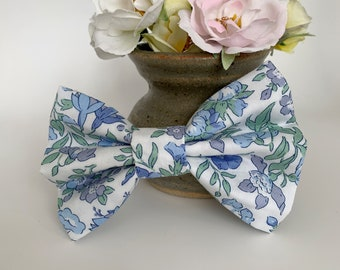 Liberty Dog Bow, Mamie, Floral Bow Tie, Limited Edition