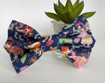 Liberty Dog Bow, Dapper Dogs, Dog Bow Tie