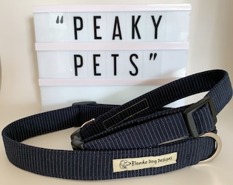 Suiting Dog Collar, The Arthur, Dapper Collar