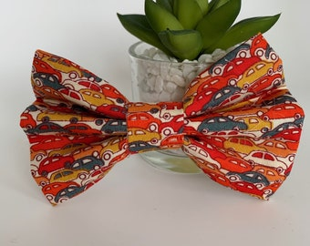 Liberty Dog Bow, Cars, Luxury Bow Tie
