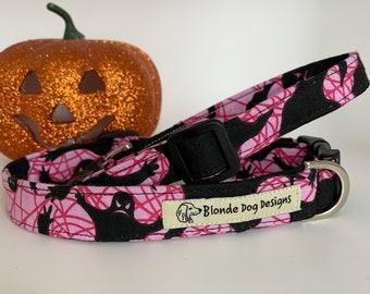Halloween Dog Collar, Boo!, Spooky Collar