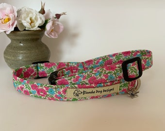 Liberty Dog Collar, or, Liberty Dog Lead, Rosalind