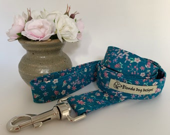 Liberty Dog Lead, Lily-Mae, Floral Dog Leash