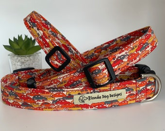 Liberty Dog Collar, Cars, Luxury Dog Collar