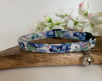 Liberty Cat Collar, Felicite, Floral Collar
